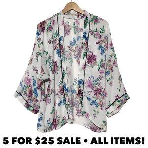 Liberty Love Floral Kimono